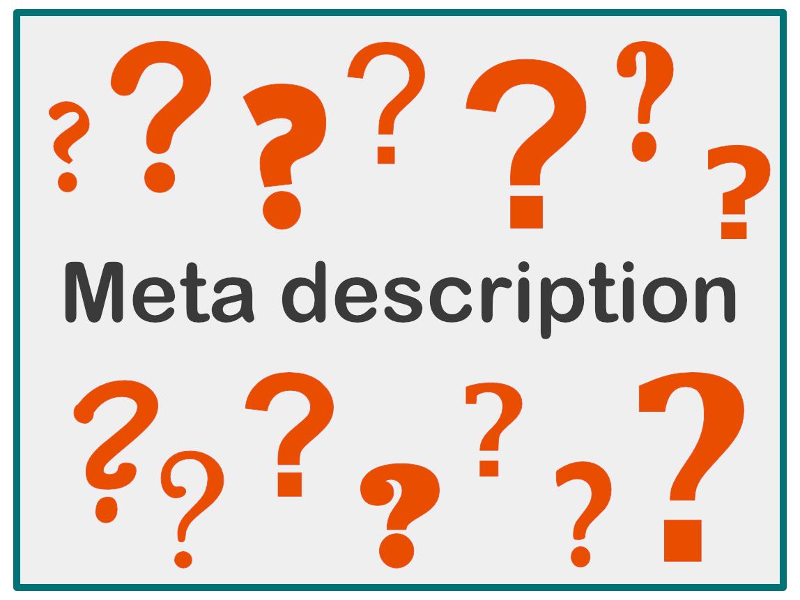 Meta description vagy meta leírás jelentése