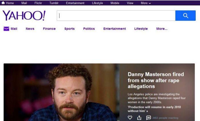 Internetes keresők Yahoo!