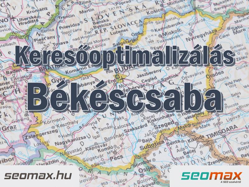 Keresőoptimalizálás Békéscsaba, seomax.hu - Seo szakértő