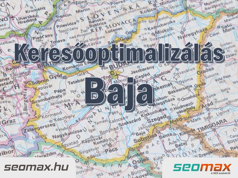 Keresőoptimalizálás Baja, seomax.hu - Seo szakértő