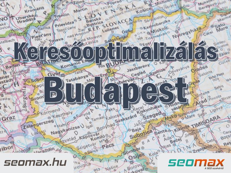 Keresőoptimalizálás Budapest, seomax.hu - Seo szakértő