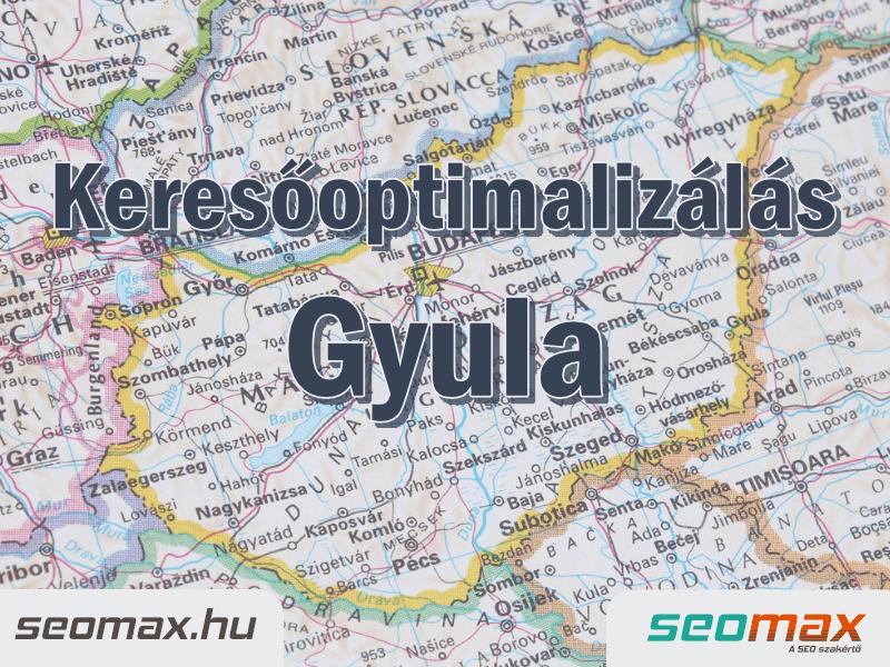 Keresőoptimalizálás Gyula, seomax.hu - Seo szakértő