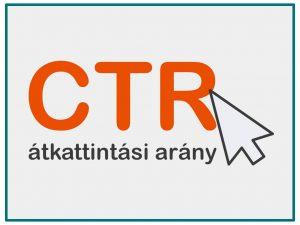 Átkattintási arány - CTR