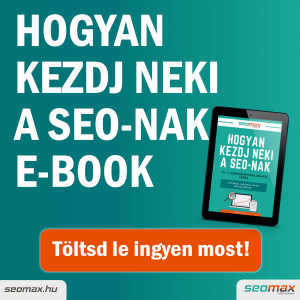 Hogyan kezdj neki a SEO-nak ingyenes e-book
